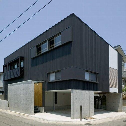 論田町の家 2005.01